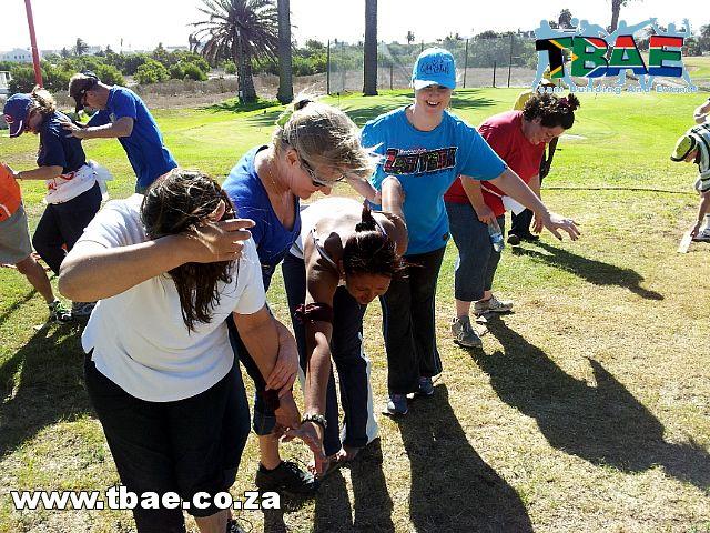 Fedhealth Medical Scheme Tribal Survivor Team Building St Helena Bay