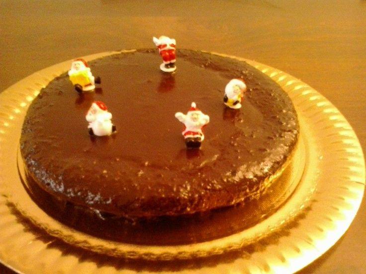 torta di cioccolato per celiaci