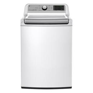 LG Electronics 5.0 cu. ft. Top Load Washer in White, ENERGY STAR WT7200CW at The Home Depot - Mobile