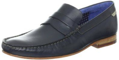 Ted Baker Men's Vitric 3 Loafer Ted Baker. $200.00. leather. Leather sole. Made in India