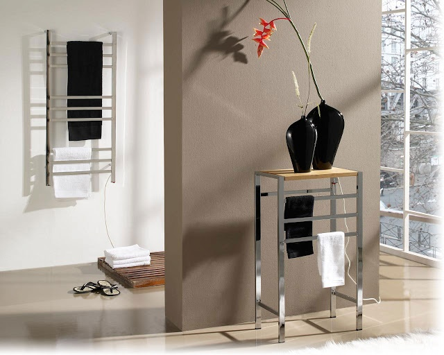 HOME INsight: Complementos para baños_ Toalleros eléctricos