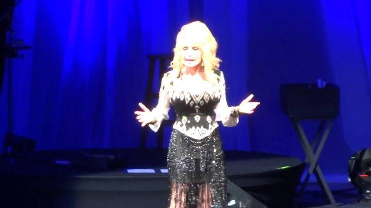 """Little Sparrow"" Dolly Parton@Mann Music Center Philadelphia 6/15/16"
