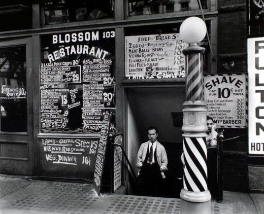 vintage everyday: Amazing Vintage Photography from New York in 1935-38