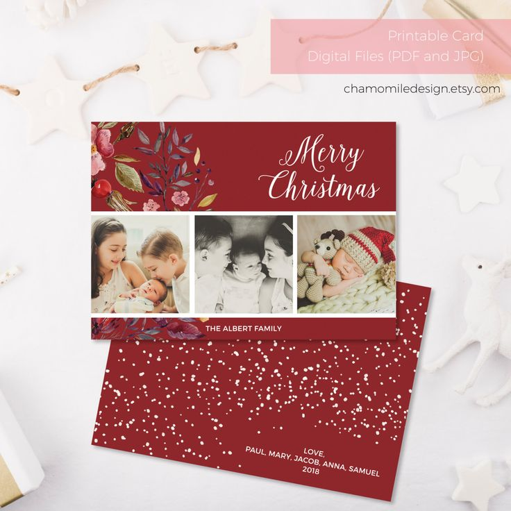 26 best Holiday Cards images on Pinterest | Holiday cards, Adobe ...
