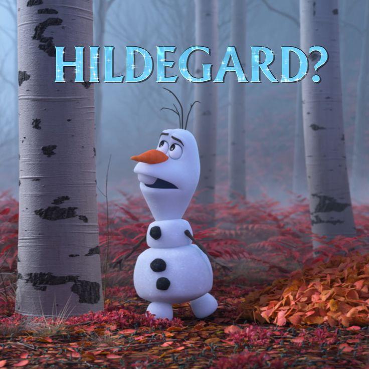 Olaf Hildegard