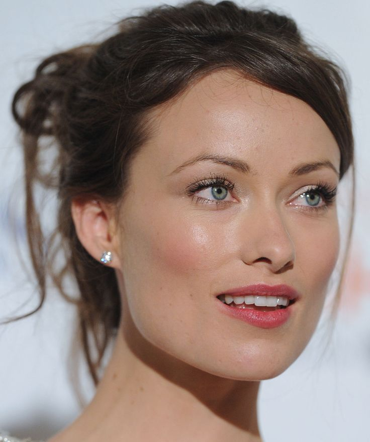 Beauty Olivia Wilde <3 stylefruits Inspiration <3  ---- Nude look???