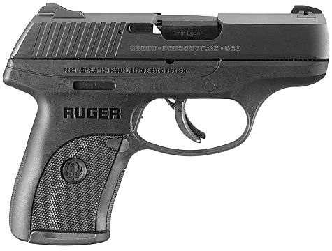 The Ruger® LC9s™ Centerfire Pistol is the striker-fired version of the award-winning LC9®. It has a short, light, crisp trigger pull for faster, more accurate shooting.