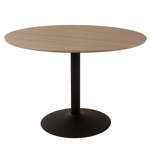 Kent - Tables rondes, Tables carrées-Tables, Chaises Table ronde D110cm