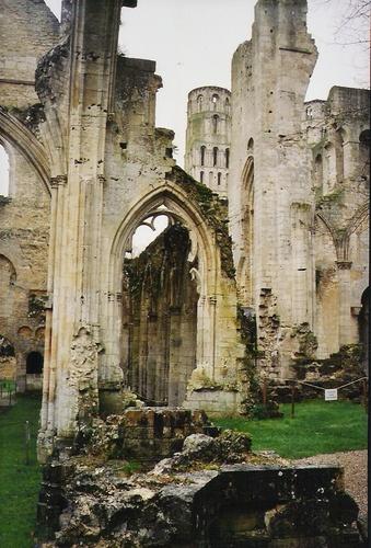 Abbaye de Jumièges, Normandy, France