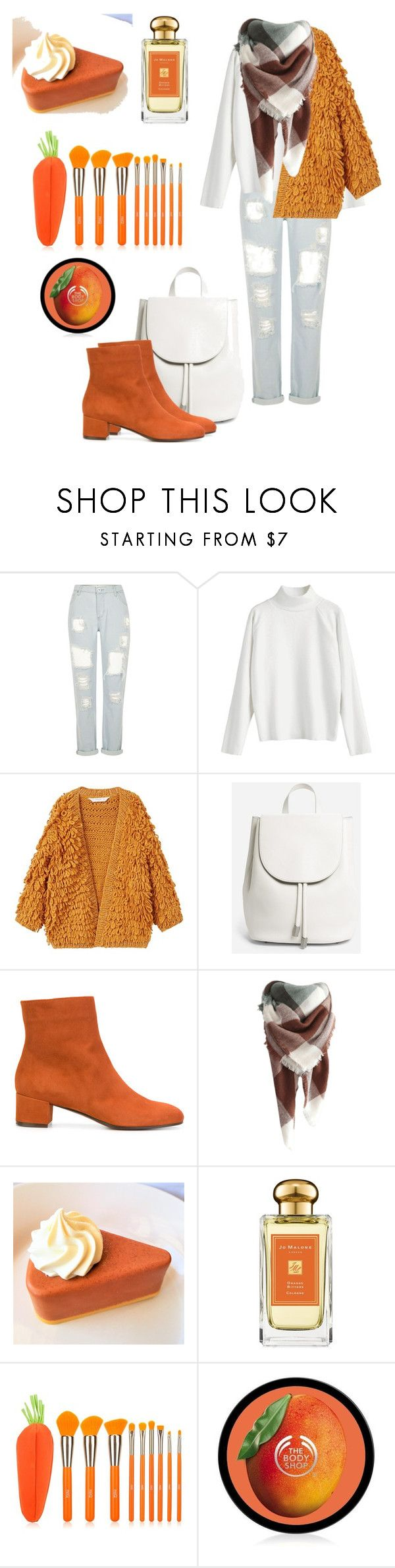 """Без названия #51"" by lana1000 ❤ liked on Polyvore featuring River Island, MANGO, Everlane, L'Autre Chose and Jo Malone"