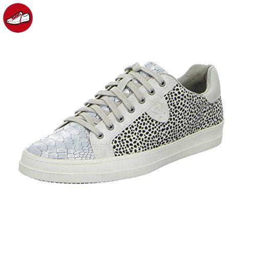 TAMARIS Damen Sneaker Silber, Schuhgröße:EUR 38 - Tamaris schuhe (*Partner-Link)