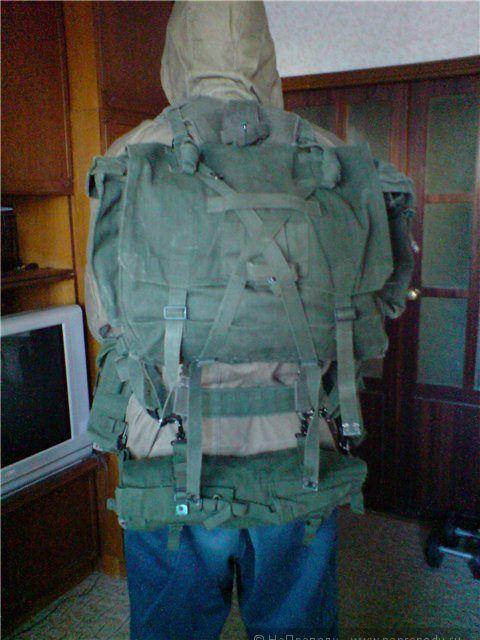 Совместимость рюкзаков и РПС. / Снаряжение для выживания / НеПропаду