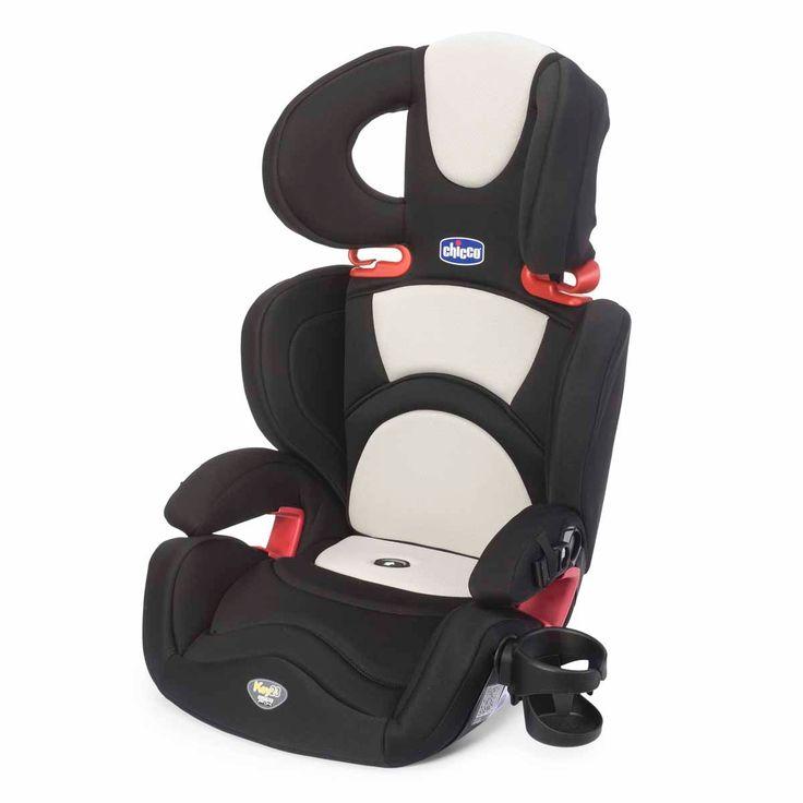 La silla de auto Key 2-3 con Ultrafix está homologada según la normativa ECE R44/04 para el transporte de niños de 15 a 36 kg (Grupo 2-3); de 3 a 12 años aproximadamente.