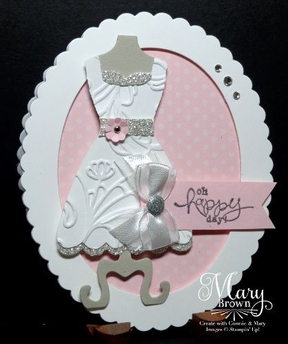 Bloomin' Marvelous Dress Up - Stampin Addicts Gallery