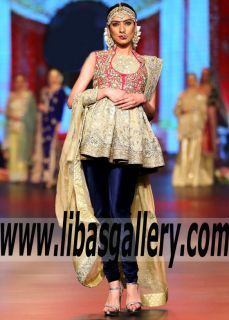 Amazing Peplum Outfit for Wedding Events- Formal Dinner and Parties - the perfect Peplum dress to wear to numerous occasions. When there's an elegance that shines through when you wear #Couture | www.libasgallery.com #UK #USA #Canada #Australia #France #Germany #SaudiArabia #Bahrain #Kuwait #Norway #Sweden #NewZealand #Austria #Switzerland #Denmark #Ireland #Mauritius #Netherland  #WeddingDayBeauty #WeddingShopping #shoponline #shopnow #newcollection #Bridesmaids #Love #Fashion #affordable