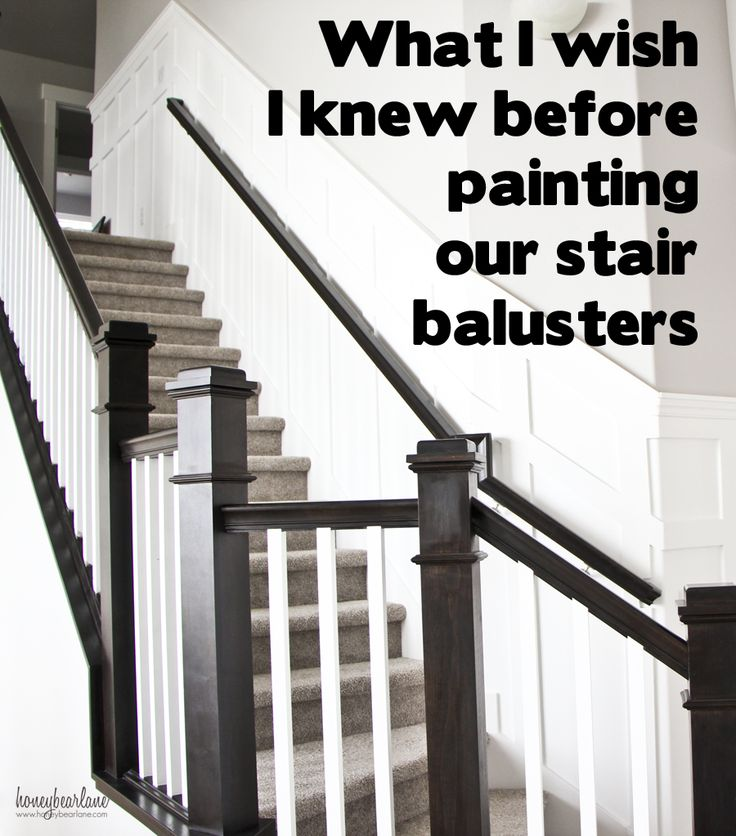 Colorful Staircase Designs 30 Ideas To Consider For A: Tips For Painting Stair Balusters
