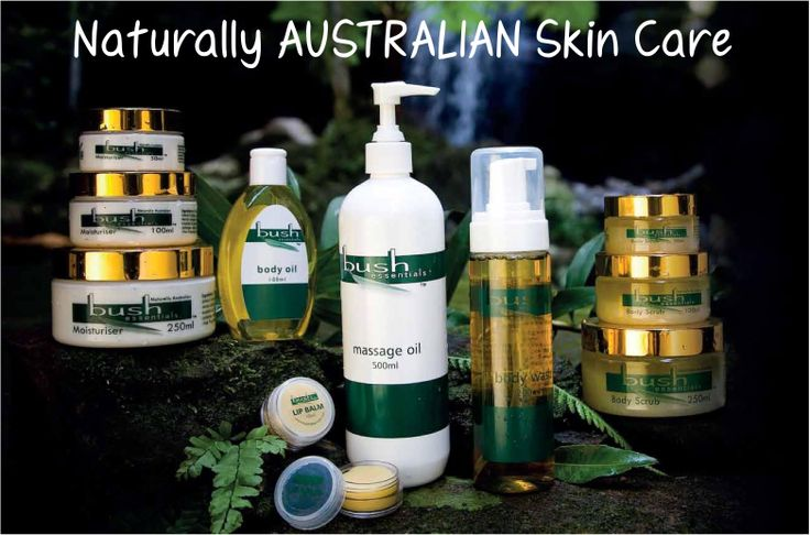 Naturally Australian Skincare. Made by hand from vegetable and essential oils. No minerals oil, alcohols or any other nasties.