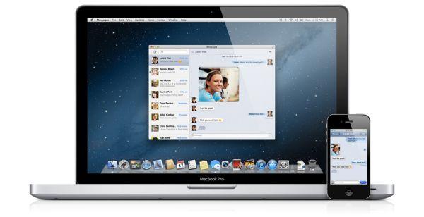 Apple Announces OS X 10.8 Mountain Lion