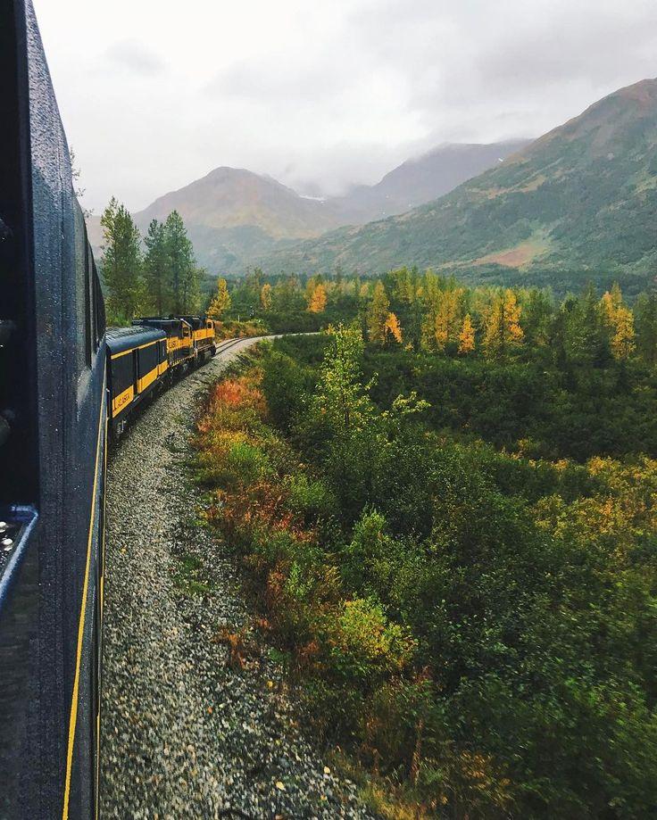 Best 25 Alaskan Railroad Ideas On Pinterest Alaska Train