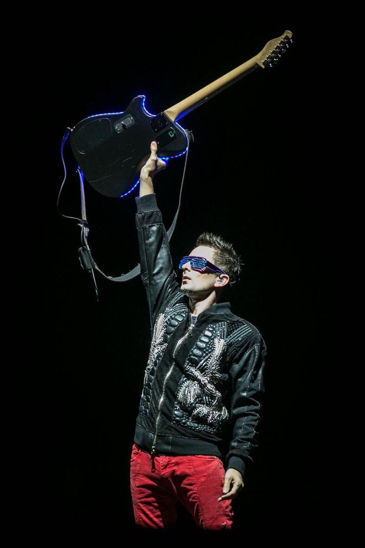 Muse - Matt Bellamy - Osheaga Festival 2017
