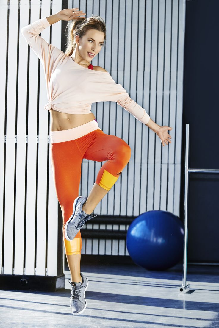 Ewa Chodakowska dla adidas Women,