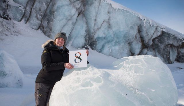 Nordic food and travel book Eight Arctic Seasons has won the Gourmand Award for the best Scandinavian title