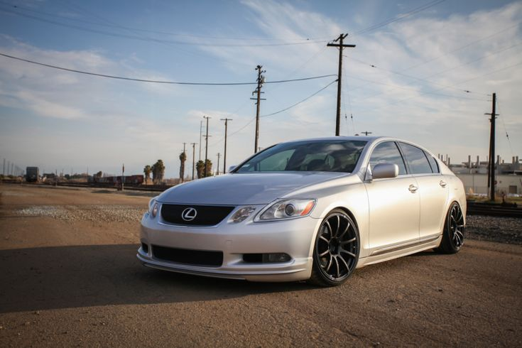 2006 Lexus GS 300 Custom Wheels | photo 1 Lexus GS 300 custom wheels Advan RS 19x9.0, ET  22, tire size ...