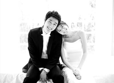 Korea Pre-Wedding Photoshoot - WeddingRitz.com » Bon voyage(chang studio)- Korean wedding photo