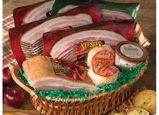 54 best Nueske's Gifts images on Pinterest | Gifts, Smoked bacon ...