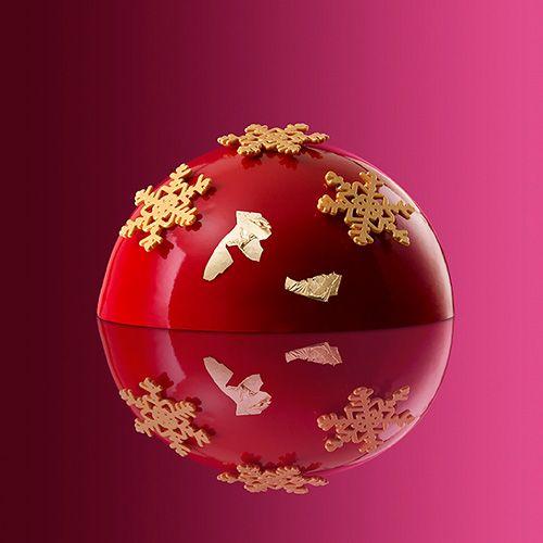 ピエール・エルメ・パリ(PIERRE HERMEacute PARIS)より、クリスマスを祝う新作ケーキが登場。2014年10月21日(火)から12月2日(土)までの期間に予約を受付る。販売期間は、12月19日(金)から12月25日(木)まで。 左) 「フロコン バヤデール」 5,250円+税右) ...