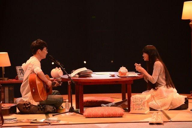 星野源、2万6000人を相手に遊んだ武道館「ひとりエッジ」大成功 - 音楽ナタリー