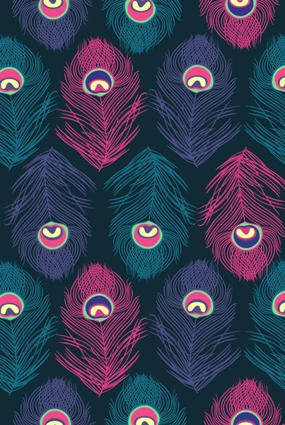 Peacock Feather Pattern Wallpaper IPhone 4 4S And 5 5S 5C Iphonetokok Infinityhu Galaxytokok