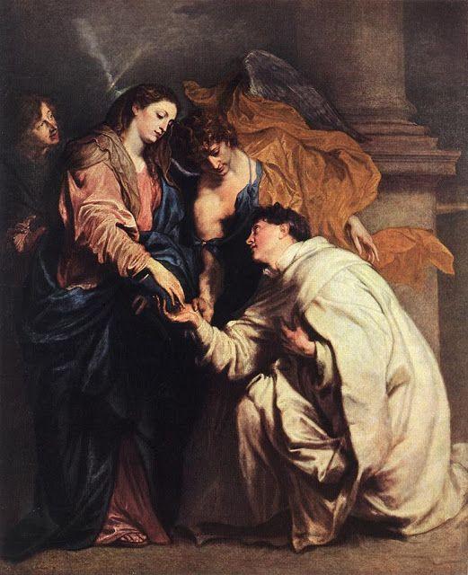 Blessed Jojeph Hermann (1629)