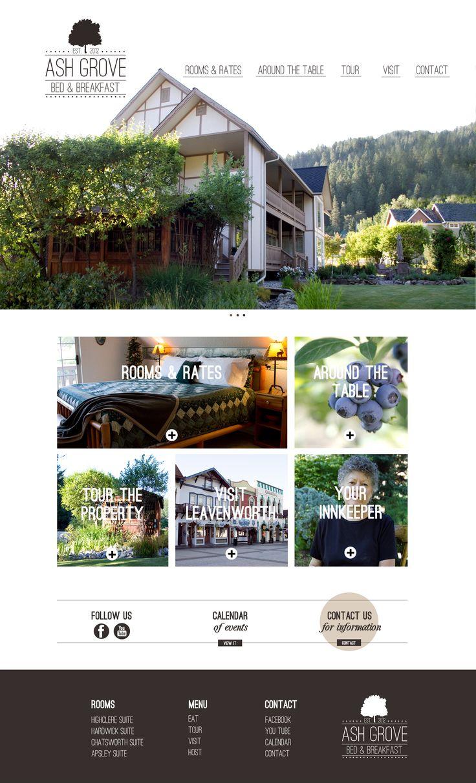 Cass Moore Design : Web Design