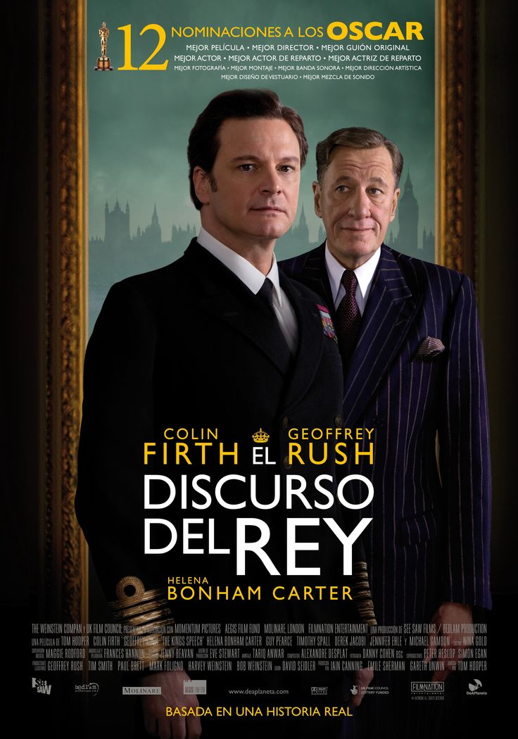 2010 / El discurso del rey - The king's speech