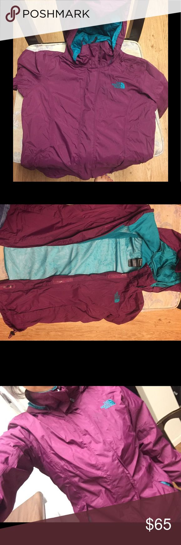 North face jacket Xs great condition looks brand new worn couple of times .. North Face Jackets & Coats
