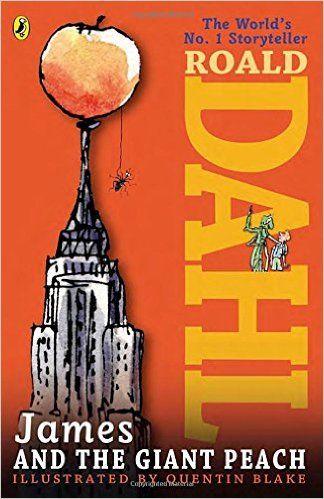 James and the Giant Peach: Roald Dahl, Quentin Blake: 9780142410363: Amazon.com: Books