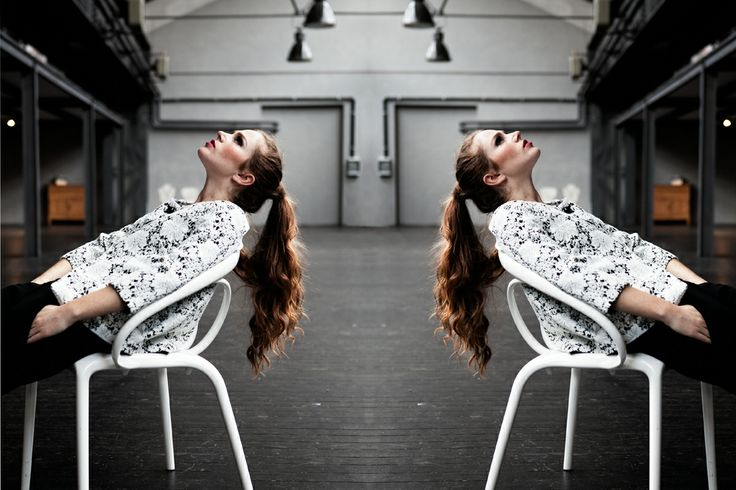 Hopper Fashion Campaign Shooting 2013 Pict by WhitePhoto.it Model Chiara Martizi Make up By Chiara Di Felice MAkeUp Artist