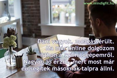 Online Team - Egészséges élet és családbarát munka. www.mindigfit.hu. Kapcsolat: kerdezek@mindigfit.hu