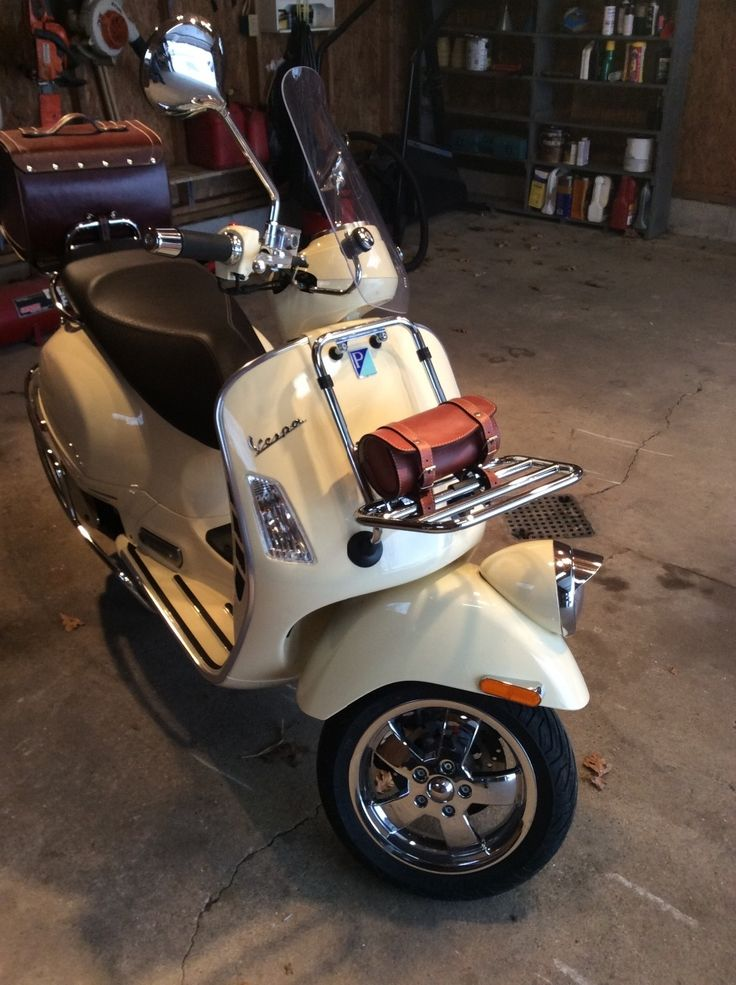 Check out this 2013 Vespa Gtv 300 listing in Six Lakes, MI 48886 on Cycletrader.com. It is a Scooter Motorcycle and is for sale at $6200.