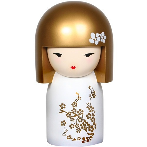 """Kimmidoll™ Mio - 'Beautiful Cherry Blossom' - """"My spirit brings beauty and holds promise. You release my power by nurturing your gifts and talents so they may grow to fulfill their promise. Let your spirit blossom and ornament the world."""""""