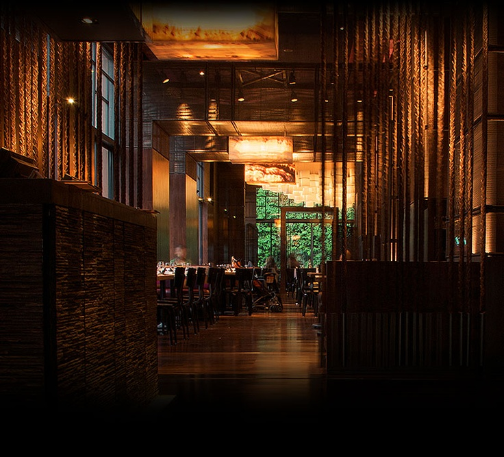 Tutto Interiors A Michigan Interior Design Firm Receives: Nobu Mexico City.