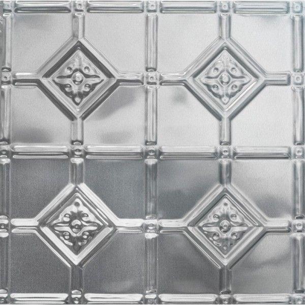 Pressed Metal - Ceiling & Wall Panels - Mudgee - 900 x 1800 mm - Restoration Online