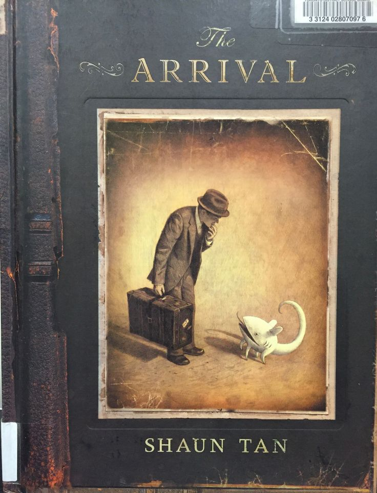 The Arrival (E TAN) by Shaun Tan