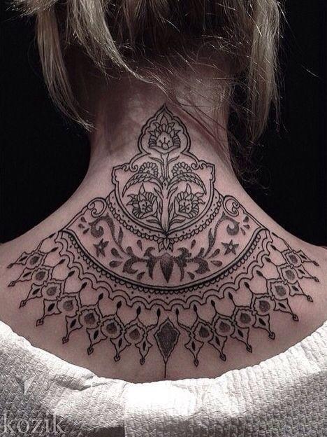 Gorgeous tattoo made at Hidden Moon Tattoo!