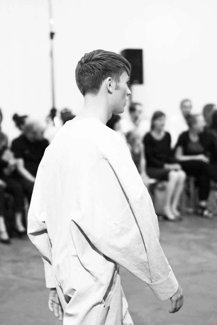 Individuals SS 15 - My designed Jumpsuit for men!