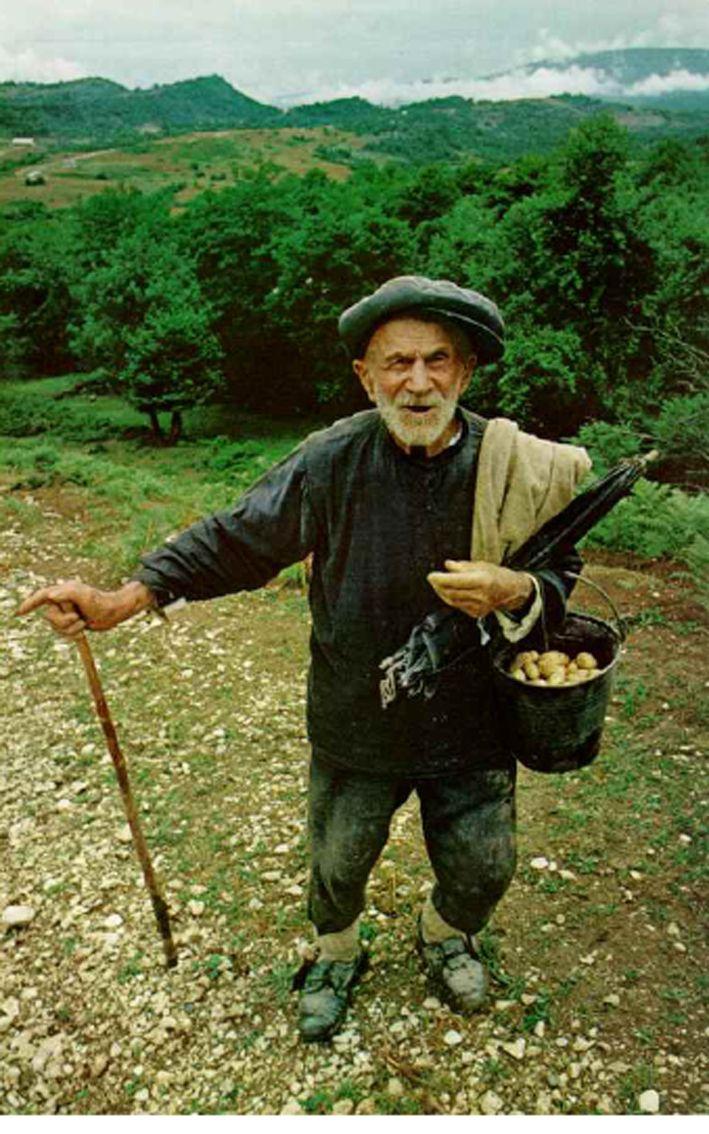 фото абхазского мудрого старика хитростями