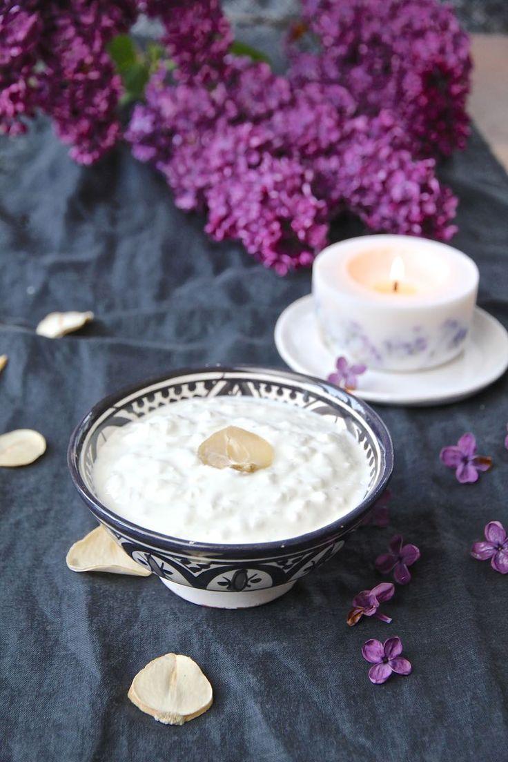 Mast o Musir – persischer wilder Knoblauch-Joghurt <3 Labsalliebe