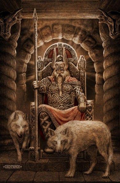 Odin   by Igor Ozhiganov