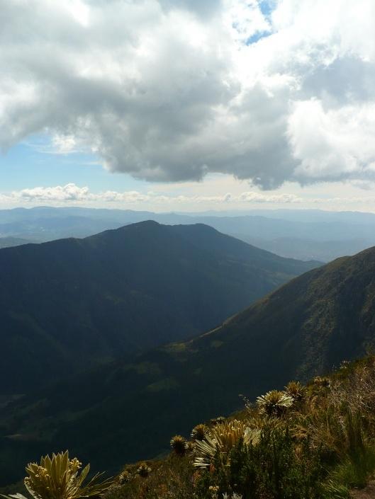 Iguaque National park